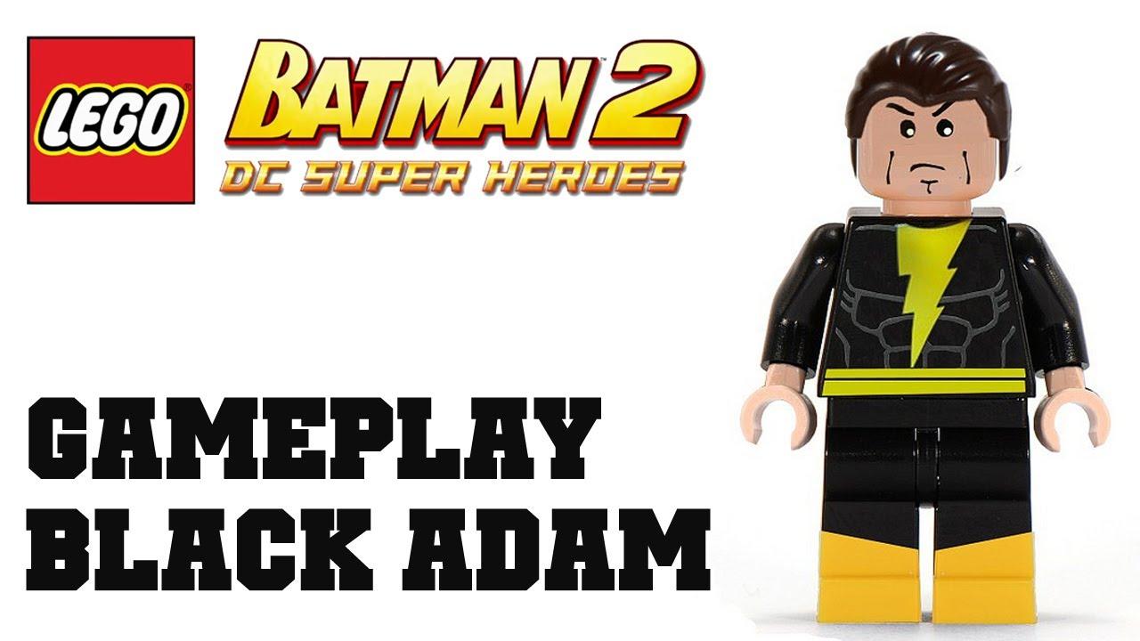 lego batman 2 black adam - photo #5