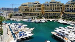 Portomaso Marina - St. Julian's, Malta