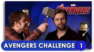Wir haben ein Drehbuch! 1. Zwischenbericht - TubeHeads Avengers Challenge
