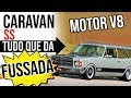 Chevrolet Caravam com motor  V8 350 |||