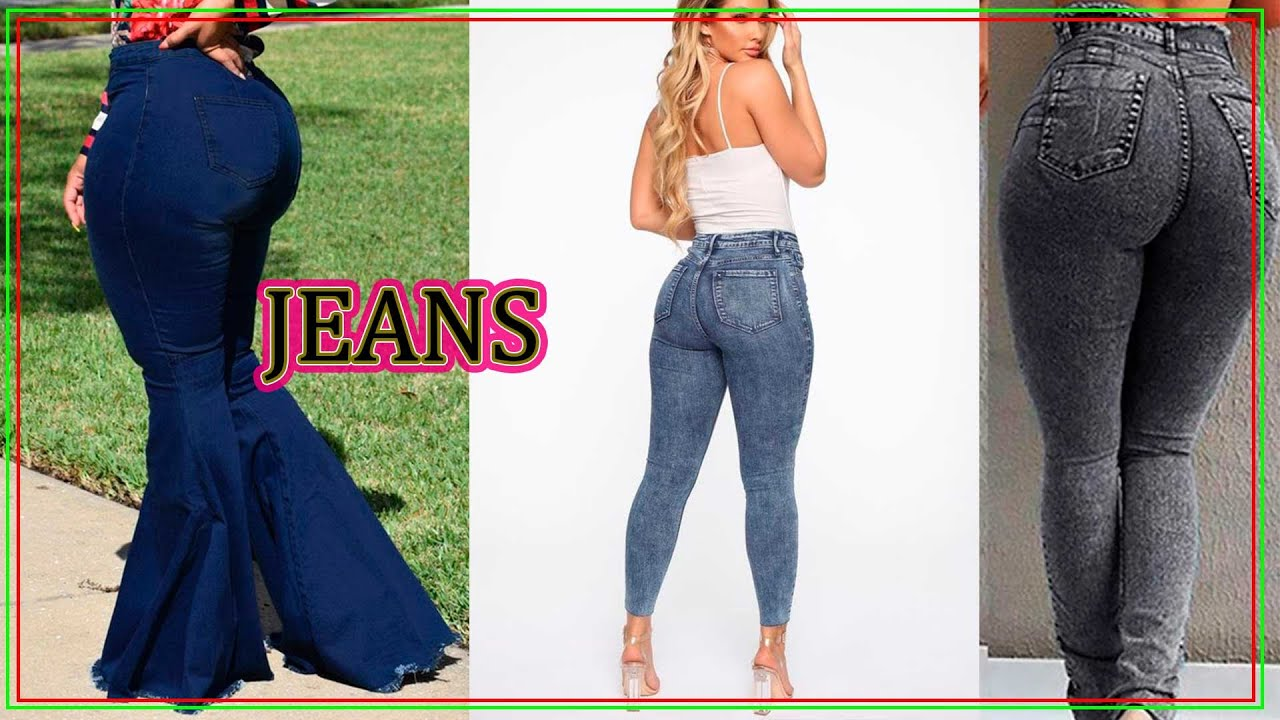 Looks Con Jeans De Moda Y Tendencia 2021 Ideas De Looks Con Jeans Modernas 2021 Youtube
