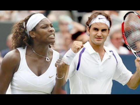 Roger Federer Wins 7th Cincinnati Title |  Serena Williams Gets Her 2nd