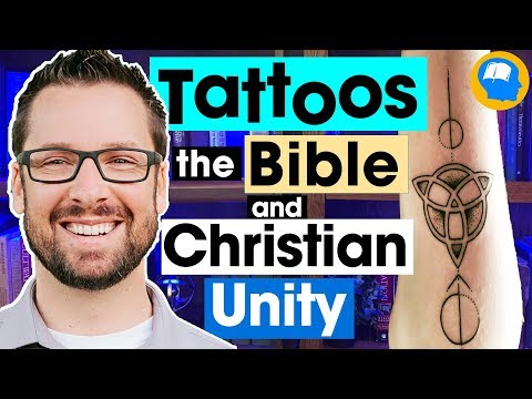 Thinking Biblically About Tattoos