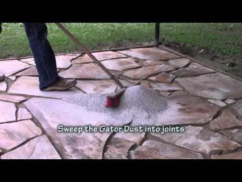 Gator Dust Application
