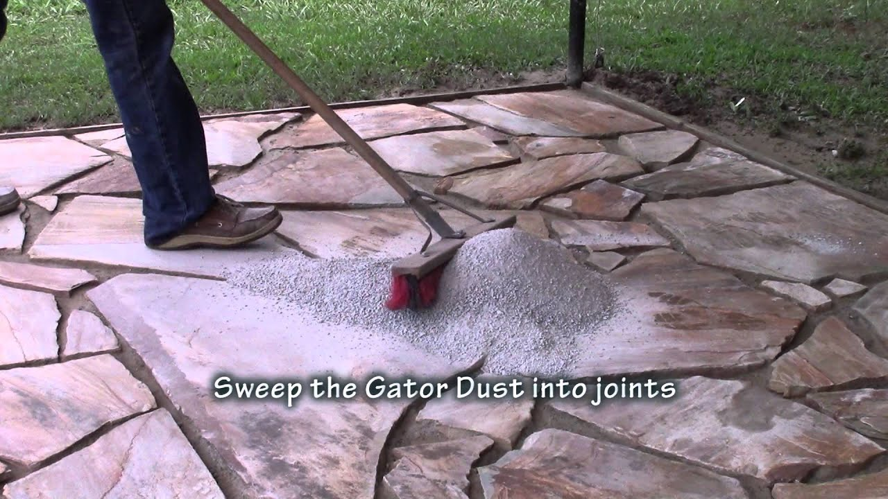 Gator Dust Application Youtube