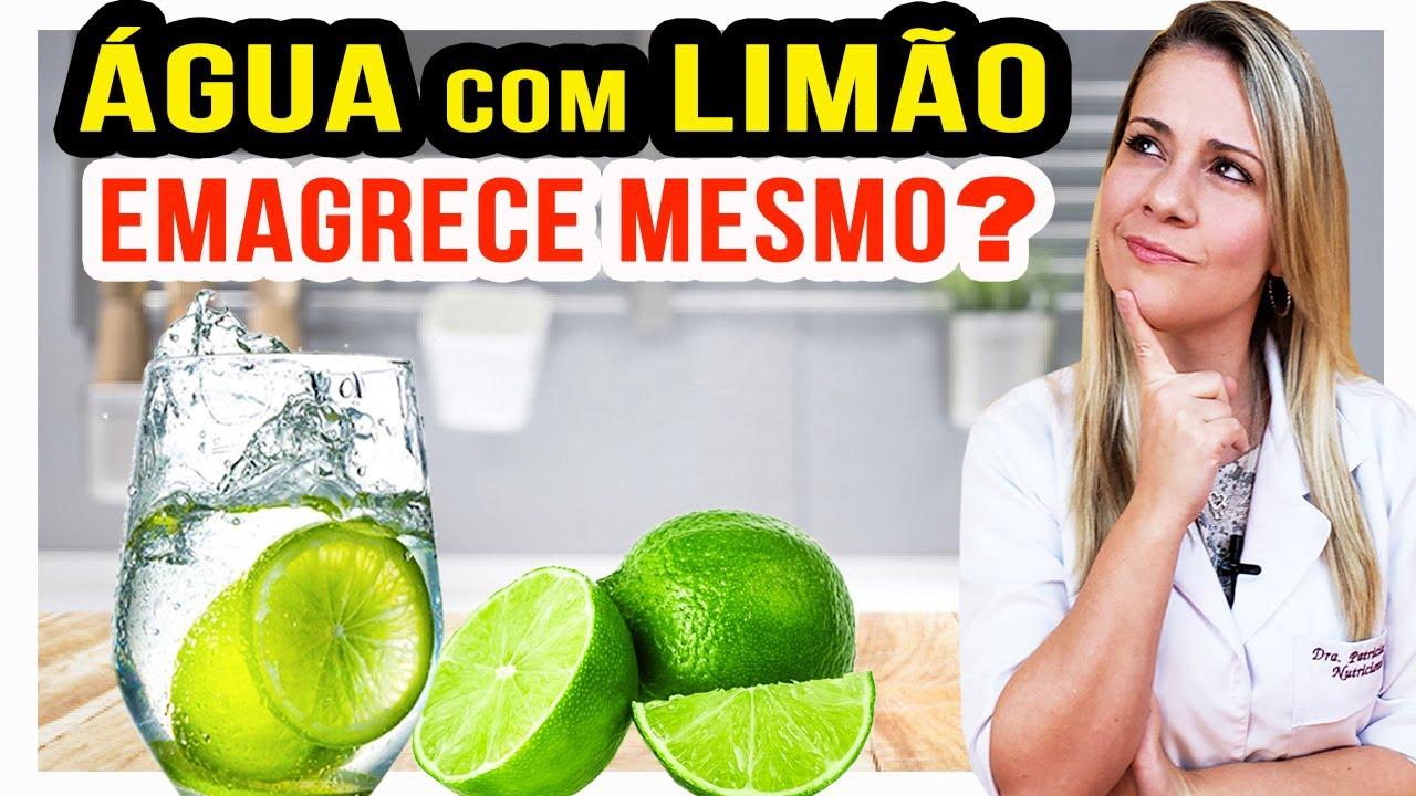 dieta do limão para emagrecer rápido