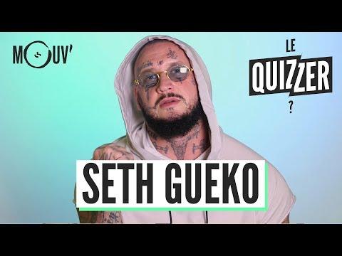 Youtube: Le Quizzer: Seth Gueko fait le test du rap des années 90