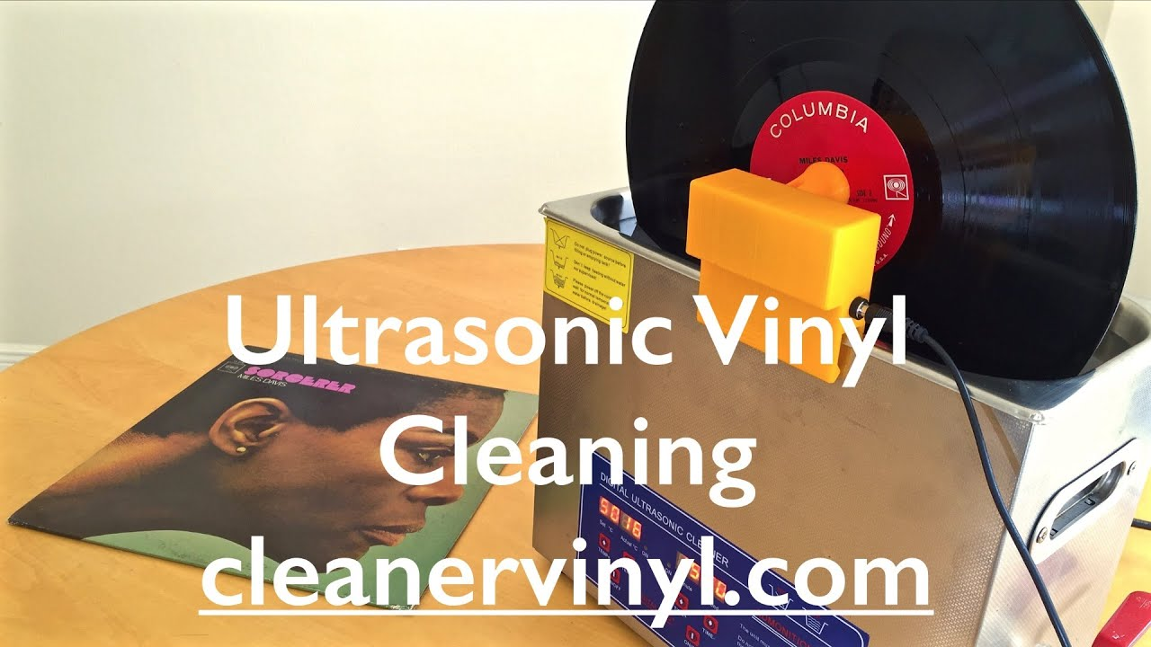 Cleanervinyl Vinyl Record Cleaning Attachment For A