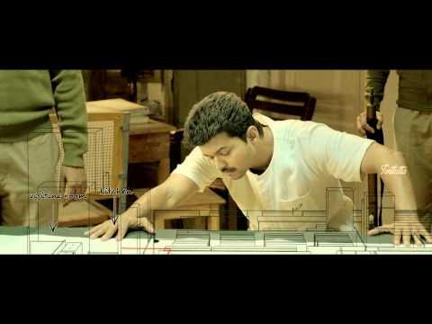 Kaththi | Blue print Scene| Vijay|