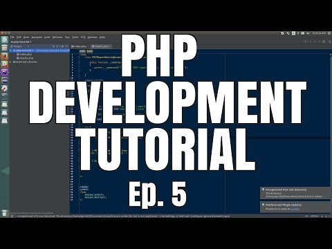 Errors & Exceptions // PHP Development Tutorial // Episode 5