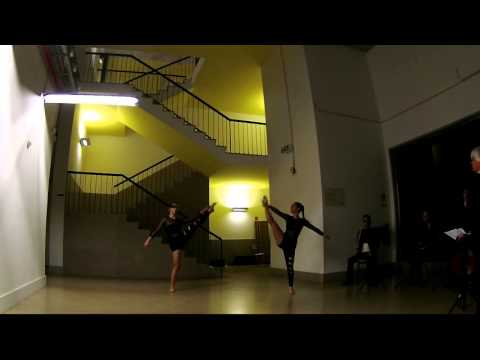 7 Pedro Finisterra - música | Jessica Barreira, Mara Morais - coreografia e interpretação