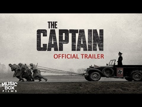 THE CAPTAIN - Official U.S. HD Trailer