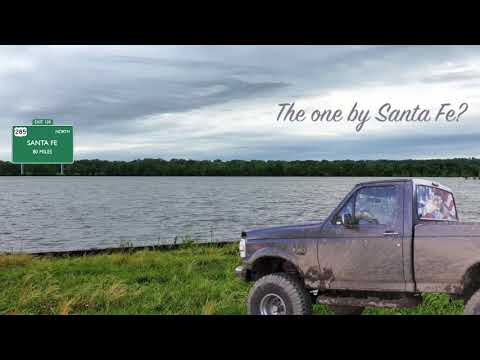 Parked By The Lake (Original) Dean Summerwind