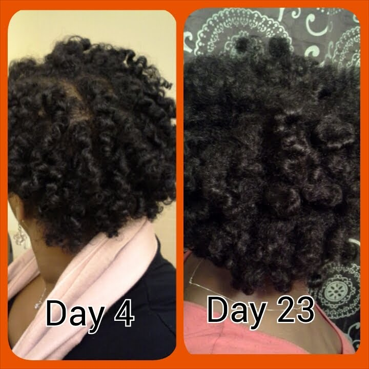 Natural Hair Everyday Routine