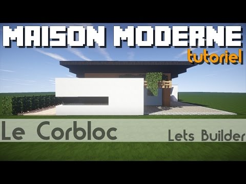 Download video minecraft tuto petite maison moderne for Maison moderne minecraft tuto