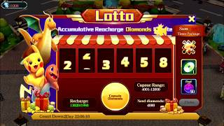 Pokeland Legends LOTTO HUGE PAY OUT!!!