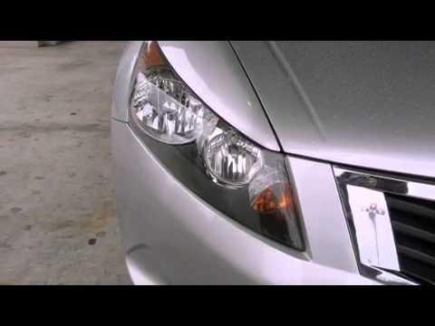 Certified 2008 Honda Accord Decatur AL