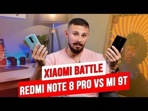 Xiaomi Mi 9T против Redmi Note 8 Pro / ЧТО ВЫБРАТЬ?
