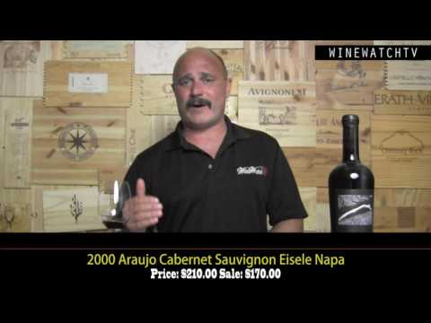 California Cult Wine Offering Spring 2017- Sin Qua Non and more - click image for video