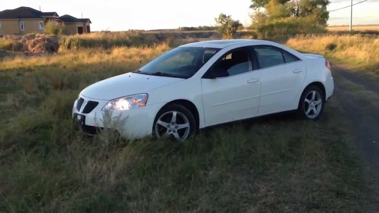 2006 Pontiac G6 Gt 0 100km Youtube