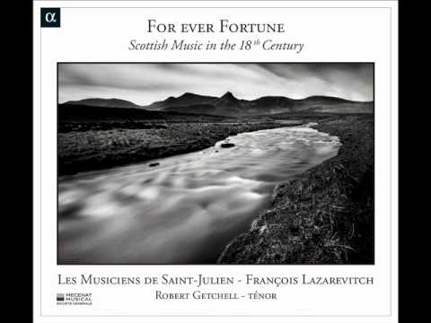 FOR EVER FORTUNE  Scottish Music 18th Century  The Wawking of the Faulds