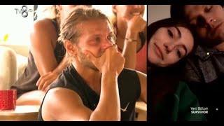 Murat Ceylan Sevgilisinden Gelen Videoyu İzliyor | Survivor 2018 Video