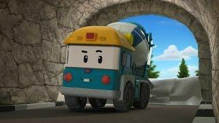 Робокар Поли - Приключение друзей - Выслушайте Майки! (мультфильм 48 в Full HD)