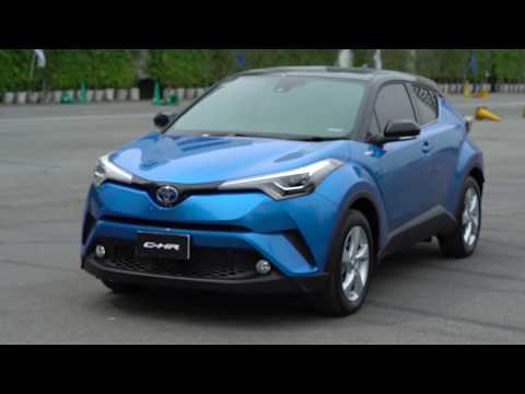 [Review] ลองขับ Toyota C-HR ทั้งบนถนนและในสนาม BRIC