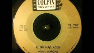"Nina Simone ~ ""Little Liza Jane"""
