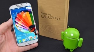 Samsung Galaxy S4: Unboxing & Review thumbnail