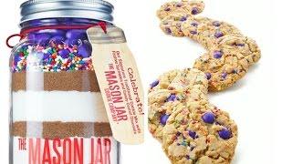 Mason Jar Cookies Thumbnail