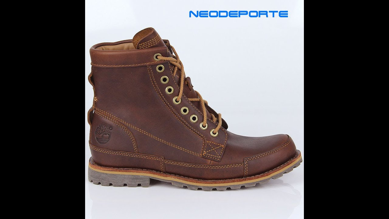 Zapatos Timberland Earthkeepers para hombre