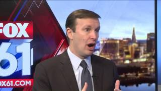 CT Sen. Chris Murphy says the U.S. has to get tough with the E.U. after Brussels Attacks