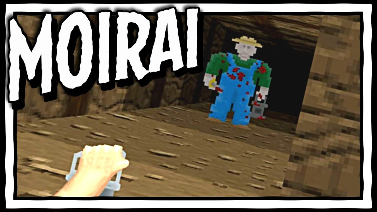 CREEPY CAVES! Moirai Playthrough [Indie Adventure] - YouTube