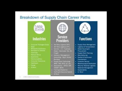Understanding and Navigating the Various Career Paths in Supply Chain