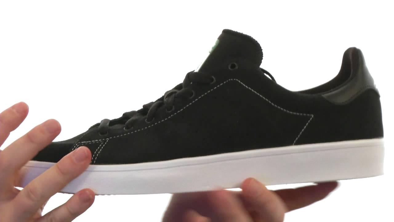 release date: 4ee1f 52866 adidas Skateboarding Stan Smith Vulc SKU8354823 - YouTube