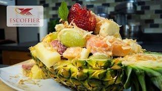 How To Make Hawaiian Fruit Salad