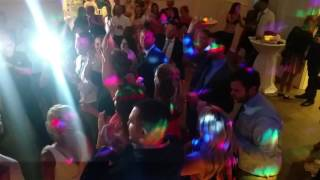 Cougar Fight Song at a Seabrook Wedding