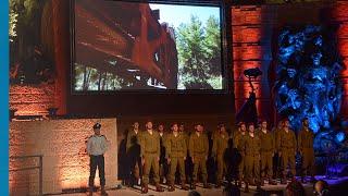"""עצרת הפתיחה הממלכתית - יום הזיכרון לשואה ולגבורה תשע""""ה (2015)"""