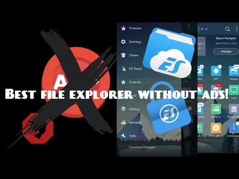 The Best File Explorer !without Ads!