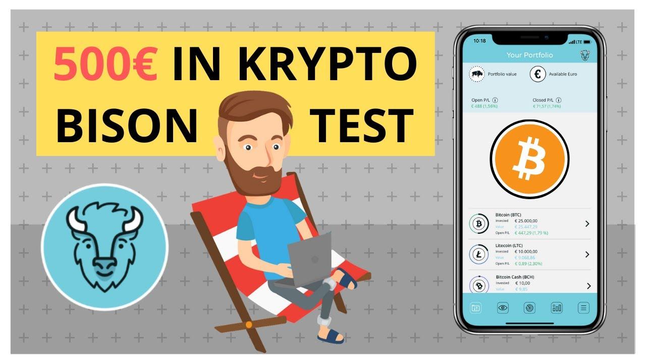 Bison App Test