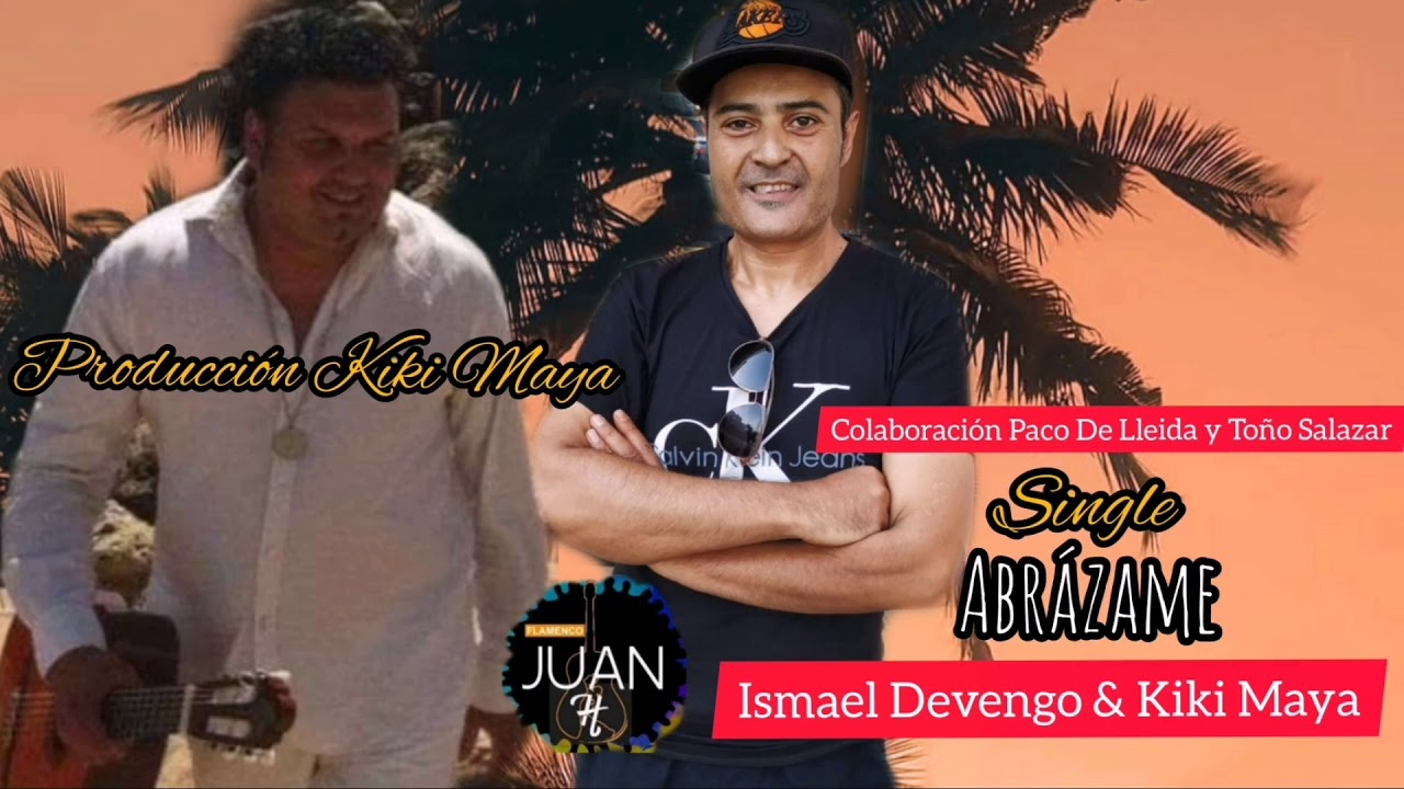 "Ismael Devengo & Kiki Maya ""Abrázame"" Single Oficial"