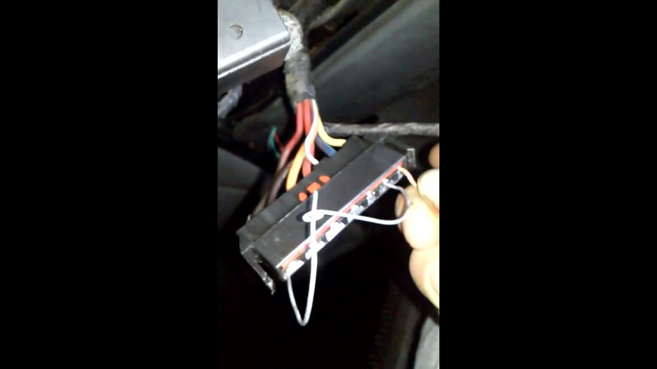 hight resolution of how to hotwire a jeep cherokee