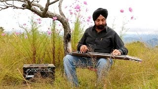 """Yaad na jaye"" instrumental by Balbir Singh recorded at Studio Octave Dehradun"
