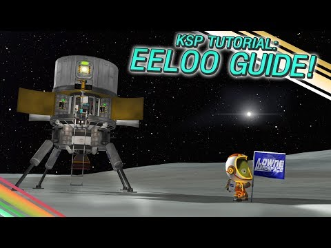 KSP: The EASY way to go to EELOO and Back!