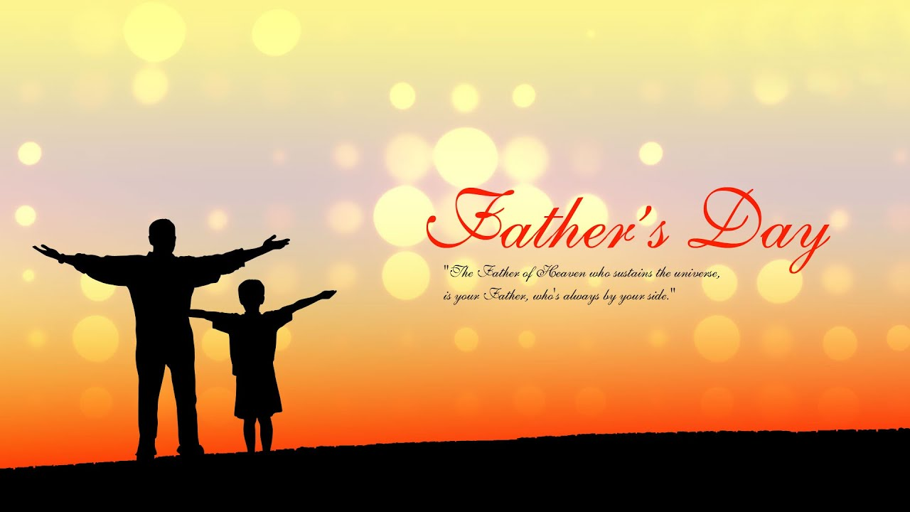 Happy Father's Day 2015 - A Father's Responsibility - YouTube