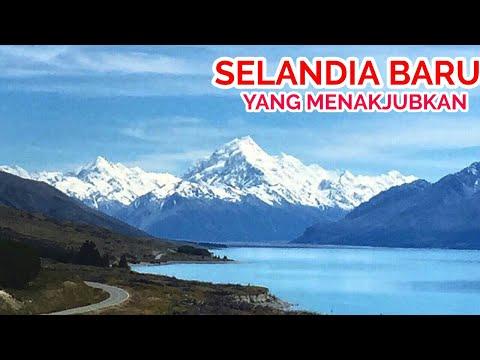 Jelajah Australia & New Zealand #1: SELANDIA BARU YANG MENAKJUBKAN