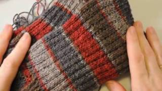 How to do a very stretchy bind off when casting off