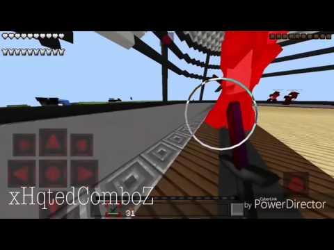 MCPE Community PvP Montage 2k16