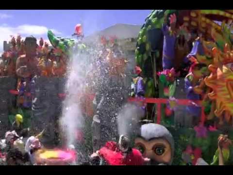 Video promocional Carnaval Negros y Blancos 2017-2018